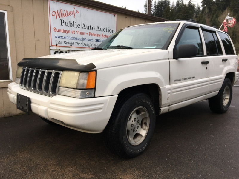 Jeep Grand Cherokee 1998 price $775 Cash