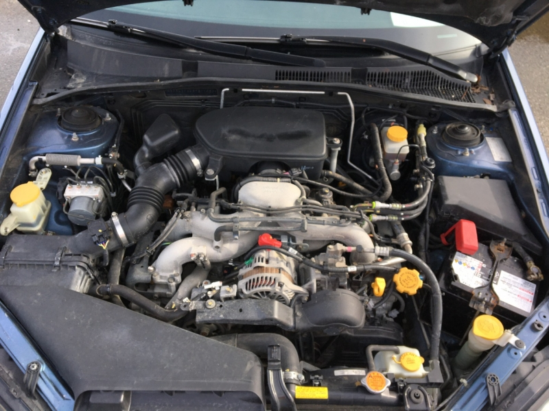 Subaru Legacy Sedan (Natl) 2005 price $3,000 Cash