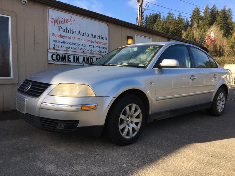 Volkswagen Passat 2003 price $500 Cash