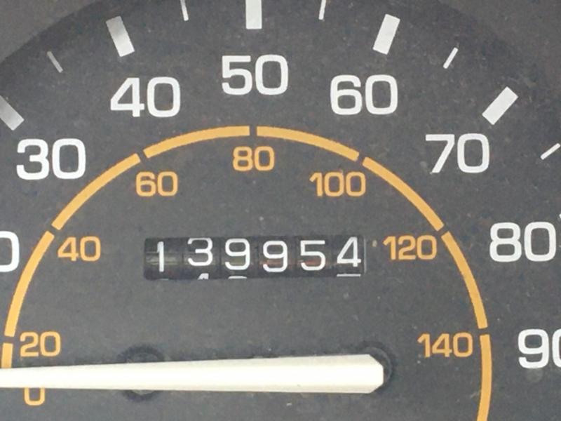 Toyota Tercel 1993 price $750 Cash