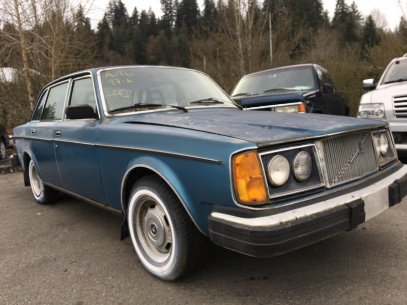 Volvo 264 GL 1977 price $1,200 Cash