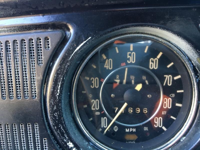 Volkswagen Beetle 1969 price $3,800 Cash
