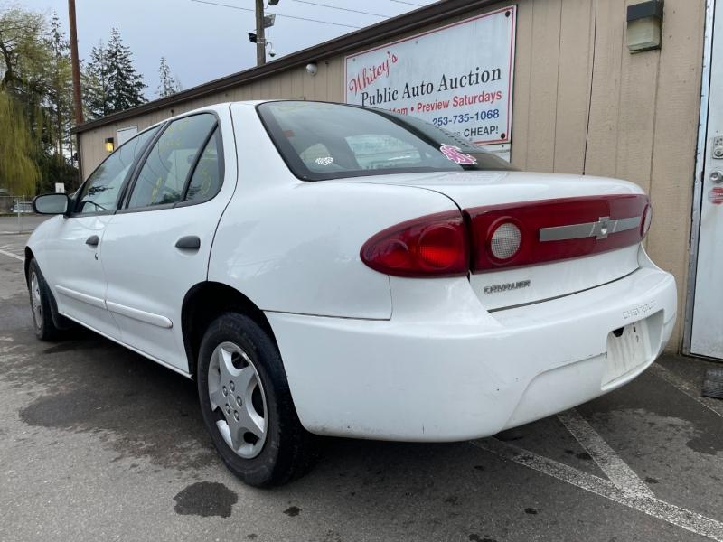 Chevrolet Cavalier 2003 price $1,250 Cash