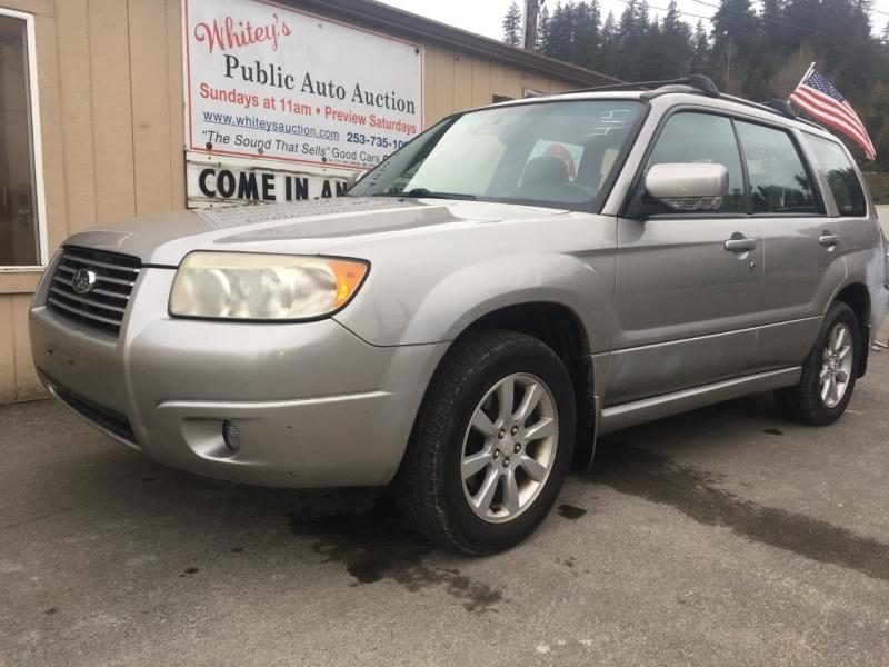 Subaru Forester 2006 price $3,600 Cash
