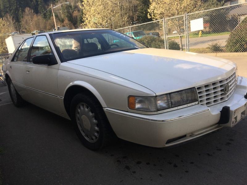 Cadillac Seville 1992 price $1,000 Cash