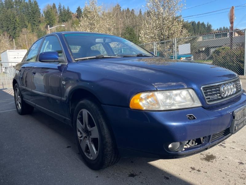 Audi A4 1999 price $1,150 Cash