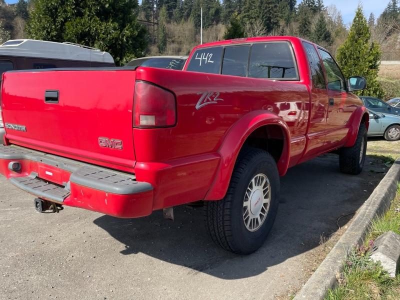GMC Sonoma 2000 price $1,500 Cash