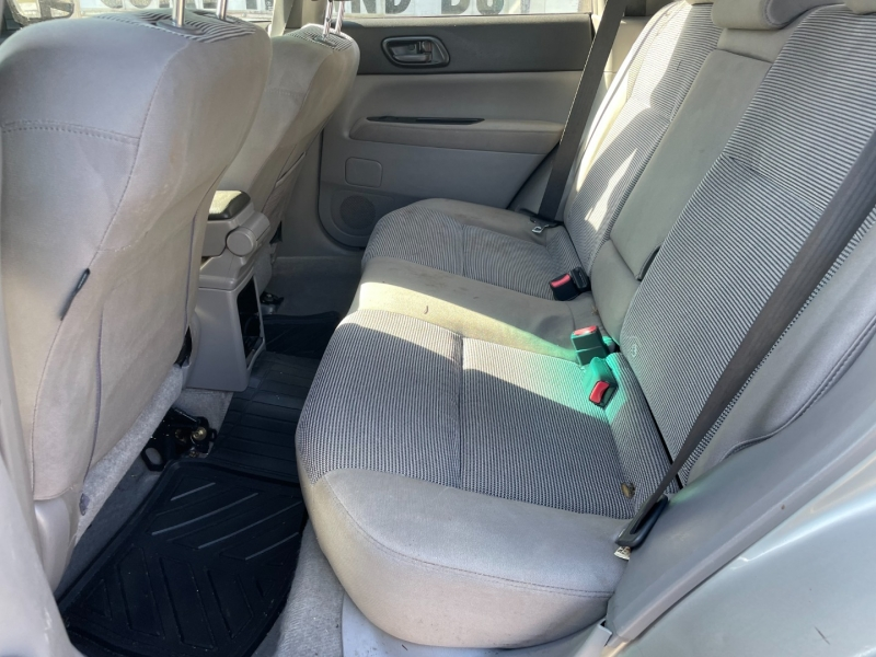 Subaru Forester 2006 price $3,000 Cash