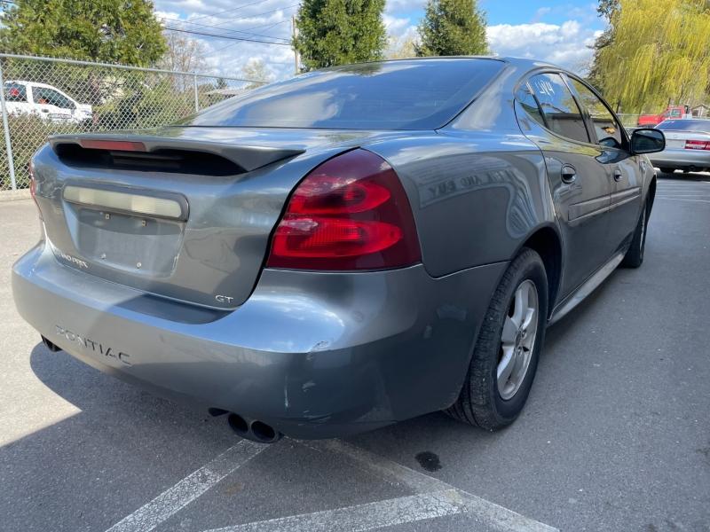 Pontiac Grand Prix 2005 price $1,250 Cash