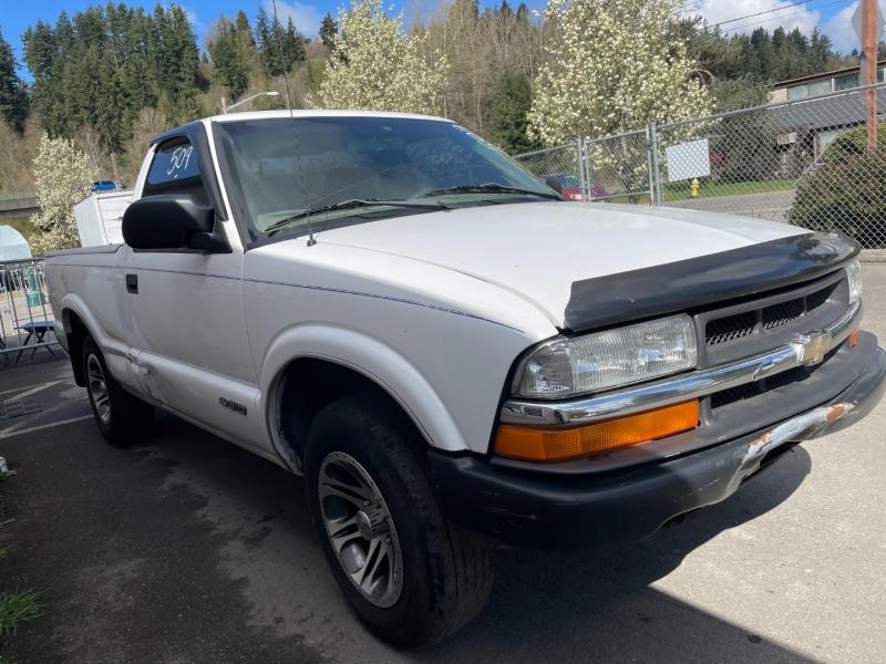 Chevrolet S-10 2002 price $1,475 Cash