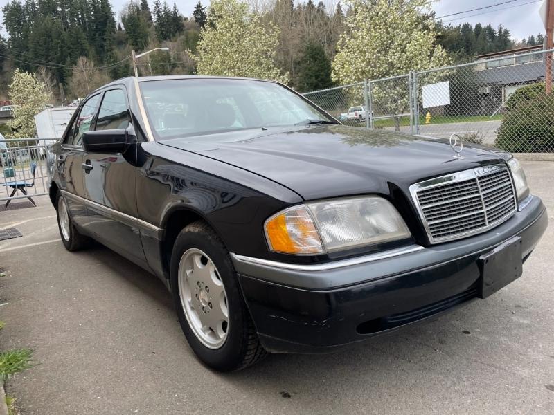 Mercedes-Benz C Class 1995 price $1,750 Cash