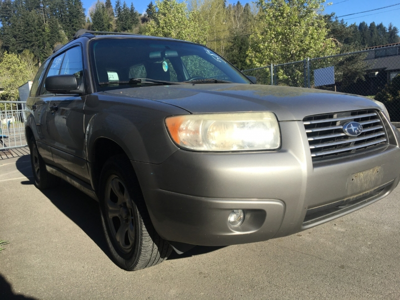 Subaru Forester 2006 price $2,500 Cash