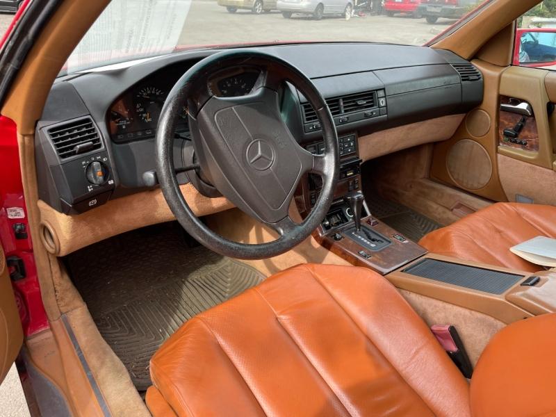 Mercedes-Benz 500 Series 1993 price $2,500 Cash