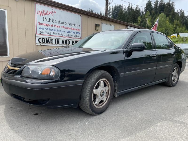 Chevrolet Impala 2001 price $1,575 Cash