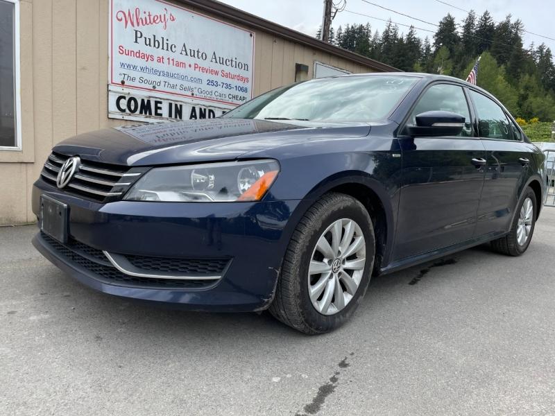Volkswagen Passat 2015 price $8,800 Cash