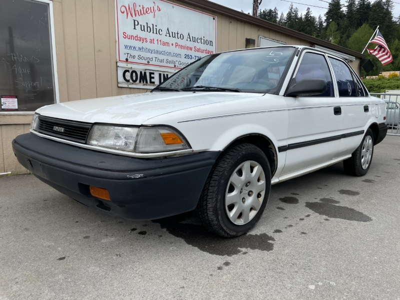 Toyota Corolla 1990 price $925 Cash