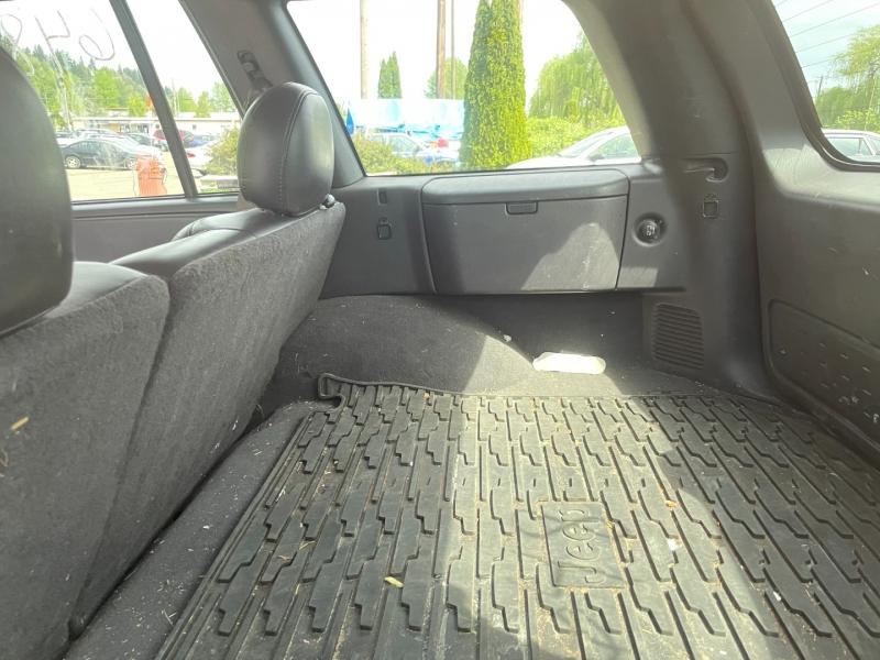 Jeep Grand Cherokee 2000 price $775 Cash