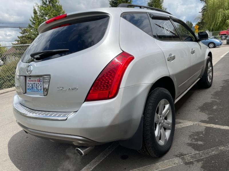 Nissan Murano 2007 price $4,250 Cash
