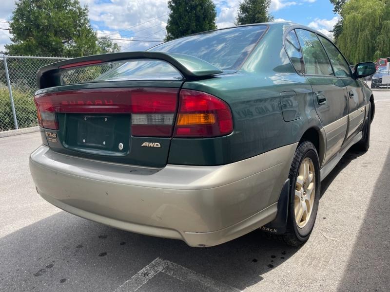Subaru Legacy Sedan 2000 price $1,850 Cash