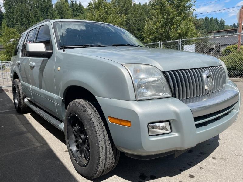 Mercury Mountaineer 2006 price $2,500 Cash