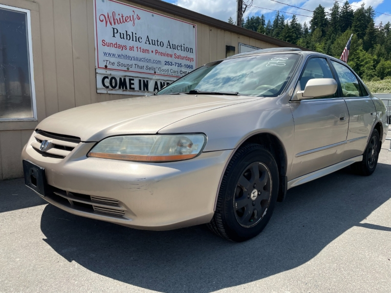 Honda Accord Sdn 2001 price $1,100 Cash