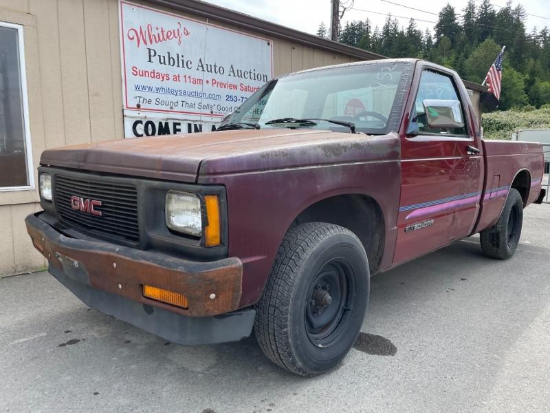GMC Sonoma 1992 price $550 Cash