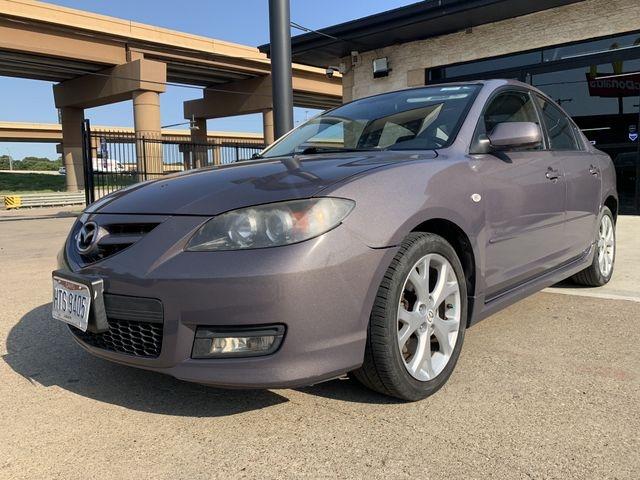 MAZDA MAZDA3 2007 price $4,490