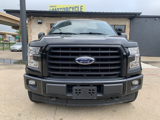 Ford F150 SuperCrew Cab 2017 price $31,990
