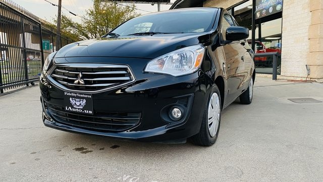 Mitsubishi Mirage G4 2017 price $7,990