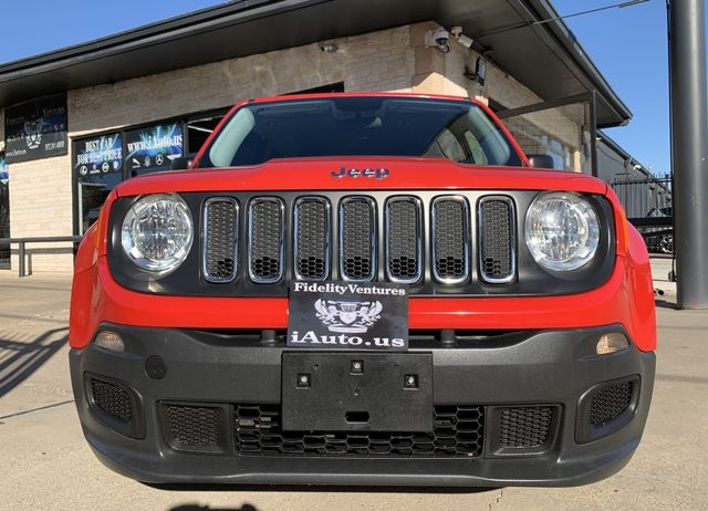 Jeep Renegade 2016 price $12,490