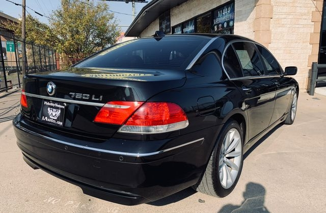 BMW 7 Series 2008 price $7,490
