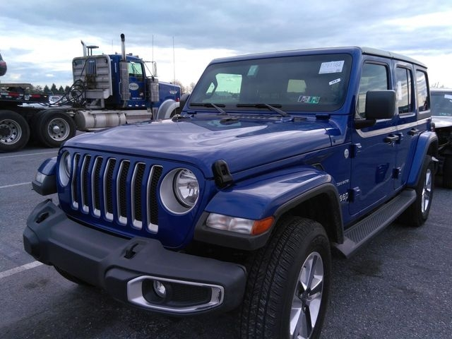 Jeep Wrangler Unlimited 2020 price $41,990