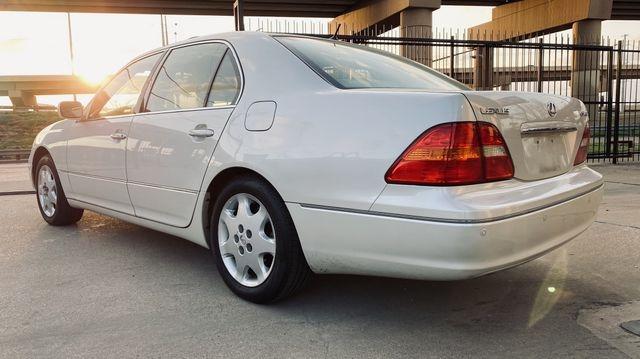 Lexus LS 2001 price $5,990