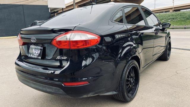 Ford Fiesta 2017 price $7,990