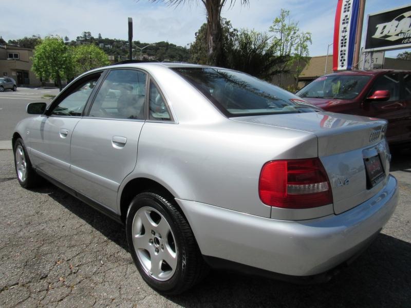 Audi A4 2001 price $4,977