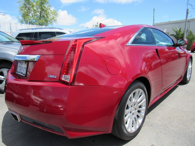 Cadillac CTS 2012 price $15,888
