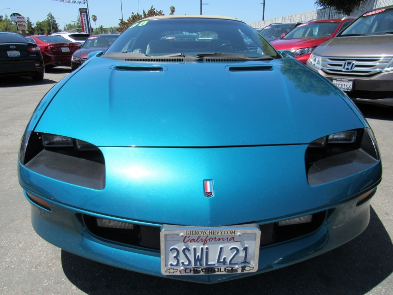 Chevrolet Camaro 1996 price $10,888