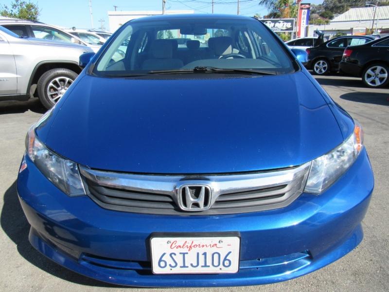 Honda Civic Sedan 2012 price $7,888