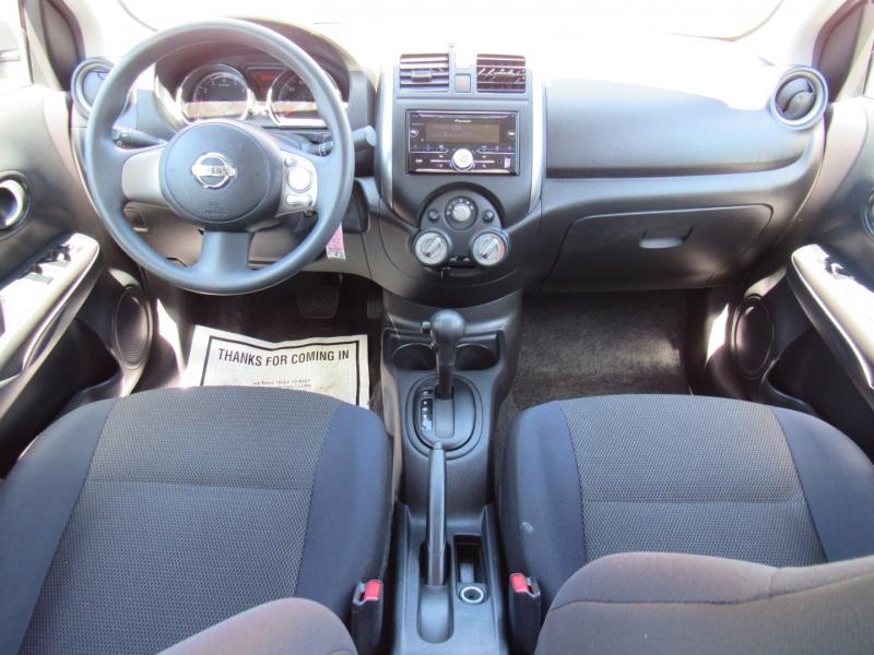 Nissan Versa 2012 price $7,888