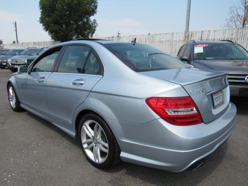Mercedes-Benz C250 2013 price $13,888