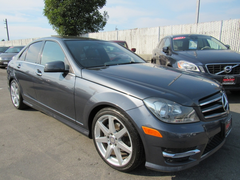 Mercedes-Benz C250 2014 price $14,888