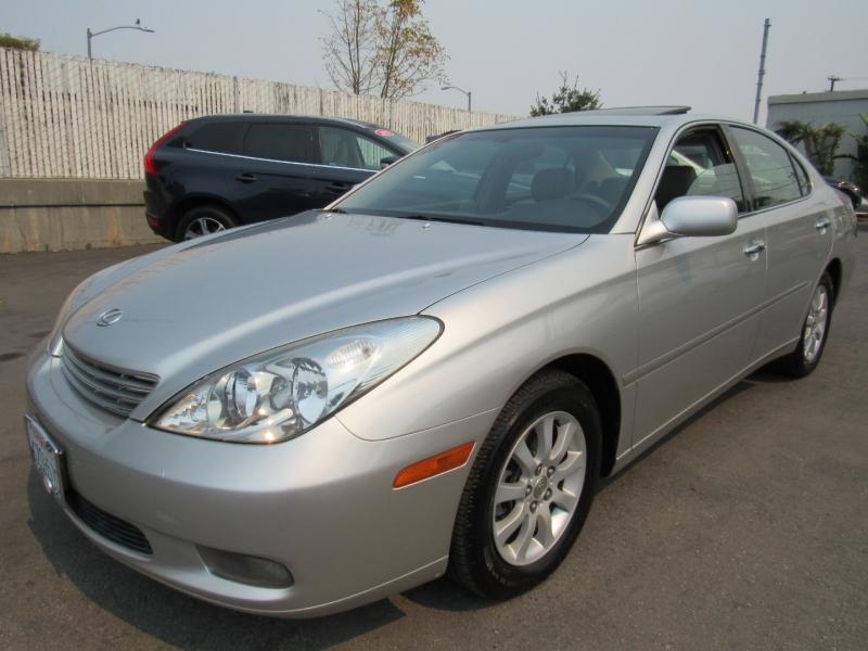 Lexus ES 300 2002 price $6,588