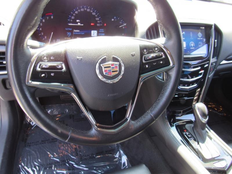 Cadillac ATS 2014 price $15,888