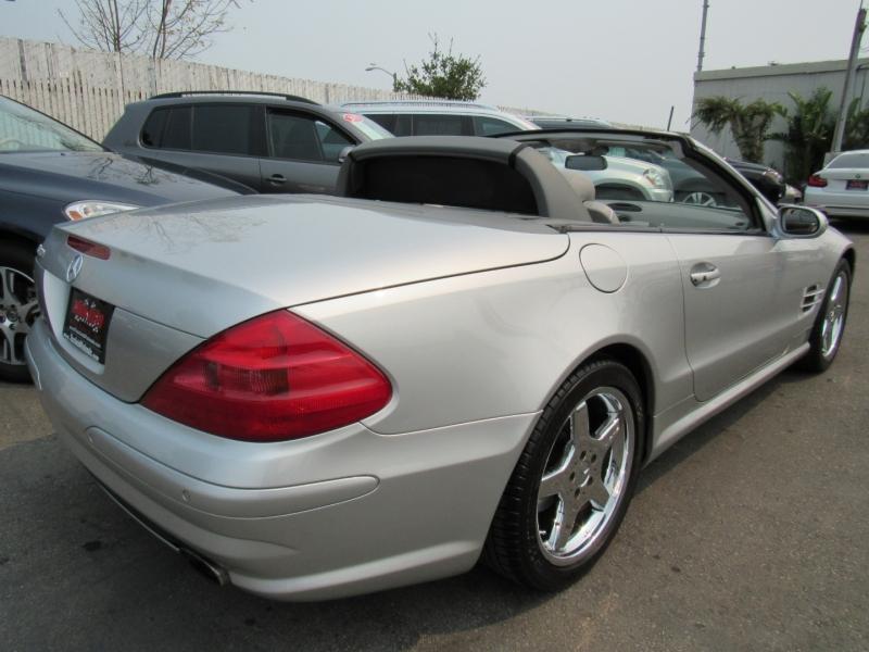 Mercedes-Benz SL-Class 2003 price $13,888