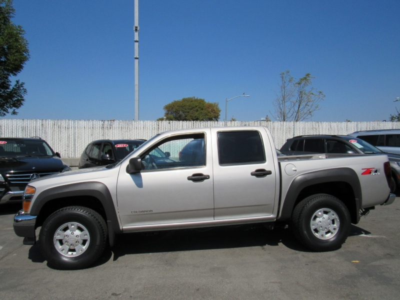 Chevrolet Colorado 2005 price $11,388