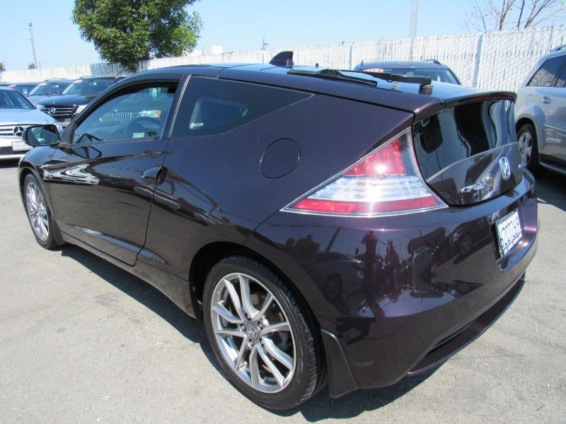 Honda CR-Z 2013 price $9,888