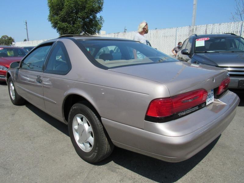 Ford Thunderbird 1995 price $5,588