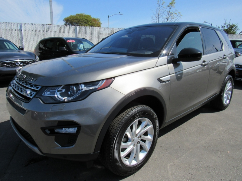 Land Rover Discovery Sport 2018 price $30,888