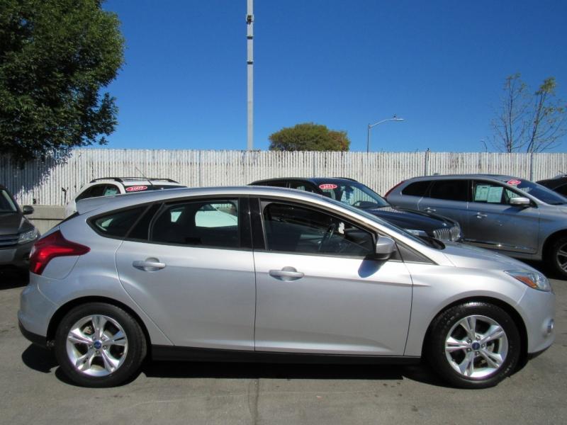 Ford Focus 2012 price $8,388