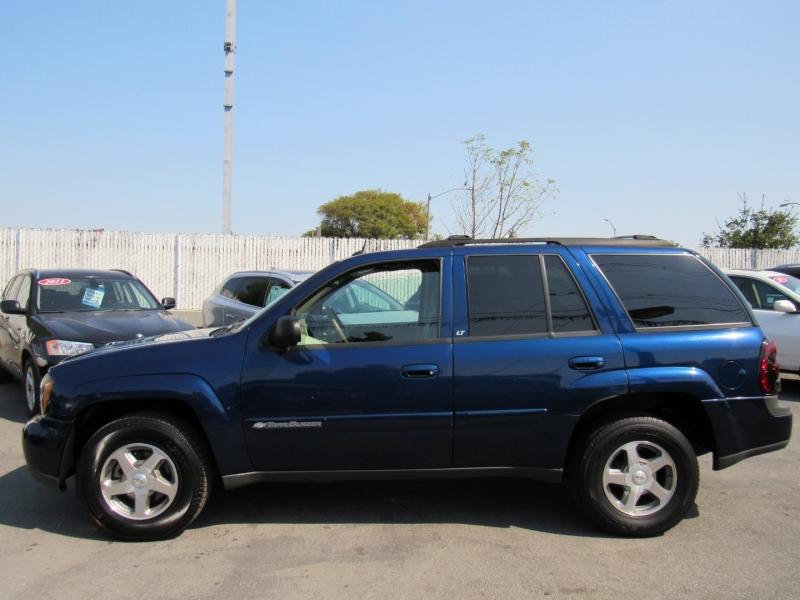 Chevrolet TrailBlazer 2004 price $6,588